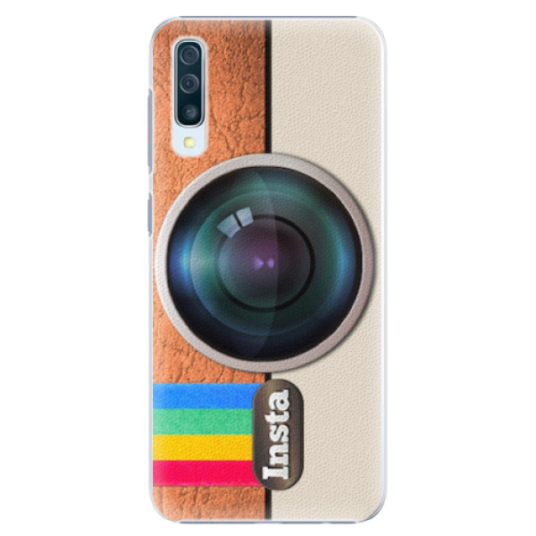 Plastové pouzdro iSaprio - Insta - Samsung Galaxy A50