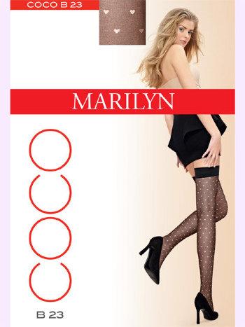 Dámské punčochy Coco B23 - Marilyn
