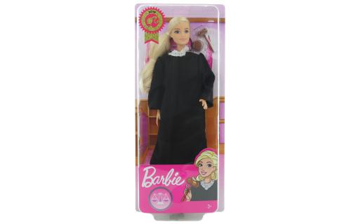 Barbie Soudkyně běloška FXP42