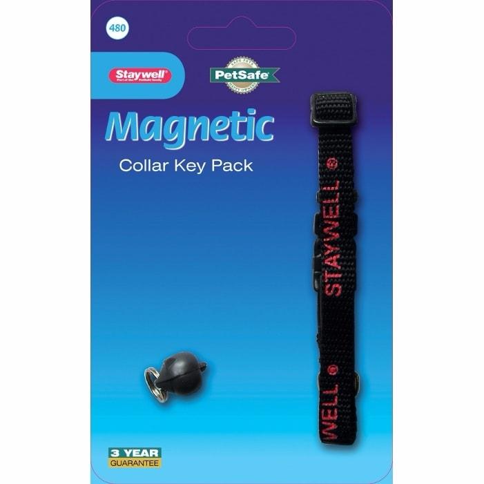 Magnetischer Schlüssel für Hundeklappe Staywell 400 a 900