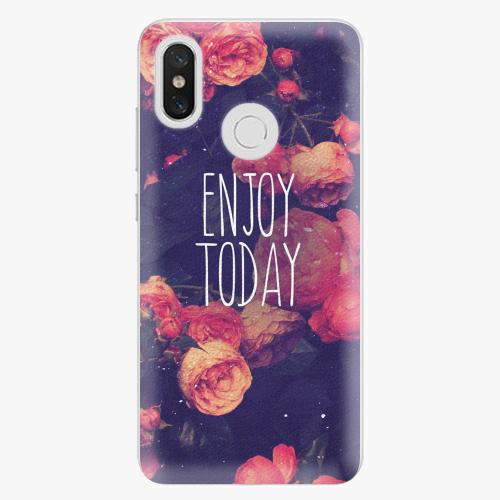 Plastový kryt iSaprio - Enjoy Today - Xiaomi Mi 8
