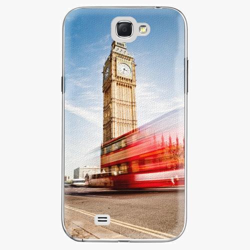 Plastový kryt iSaprio - London 01 - Samsung Galaxy Note 2