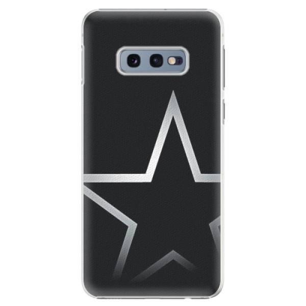 Plastové pouzdro iSaprio - Star - Samsung Galaxy S10e