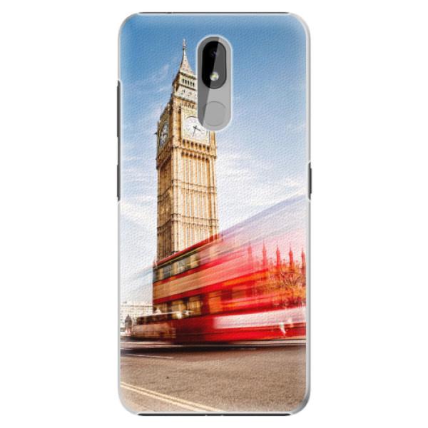 Plastové pouzdro iSaprio - London 01 - Nokia 3.2