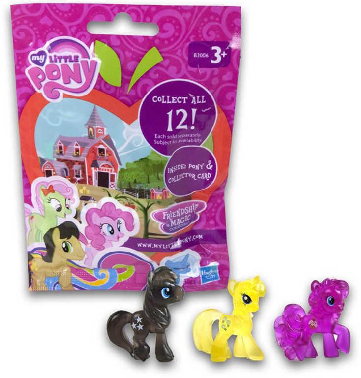 Figurka sběratelská MLP koník My Little Pony různé druhy v sáčku