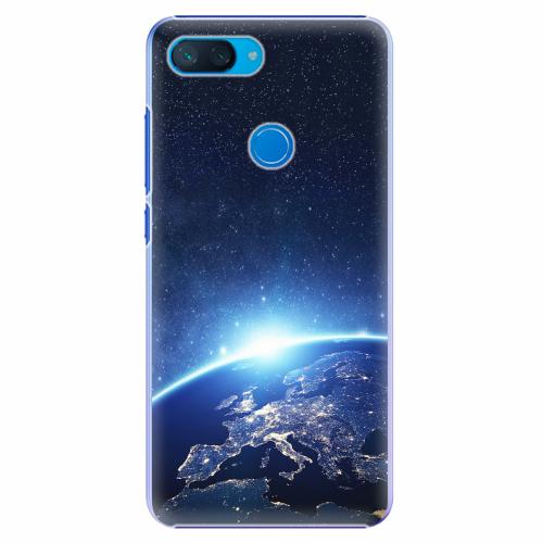 Plastový kryt iSaprio - Earth at Night - Xiaomi Mi 8 Lite