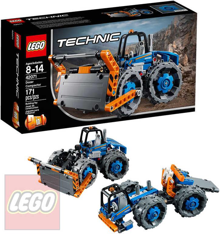 LEGO TECHNIC Buldozer 2v1 STAVEBNICE 42071