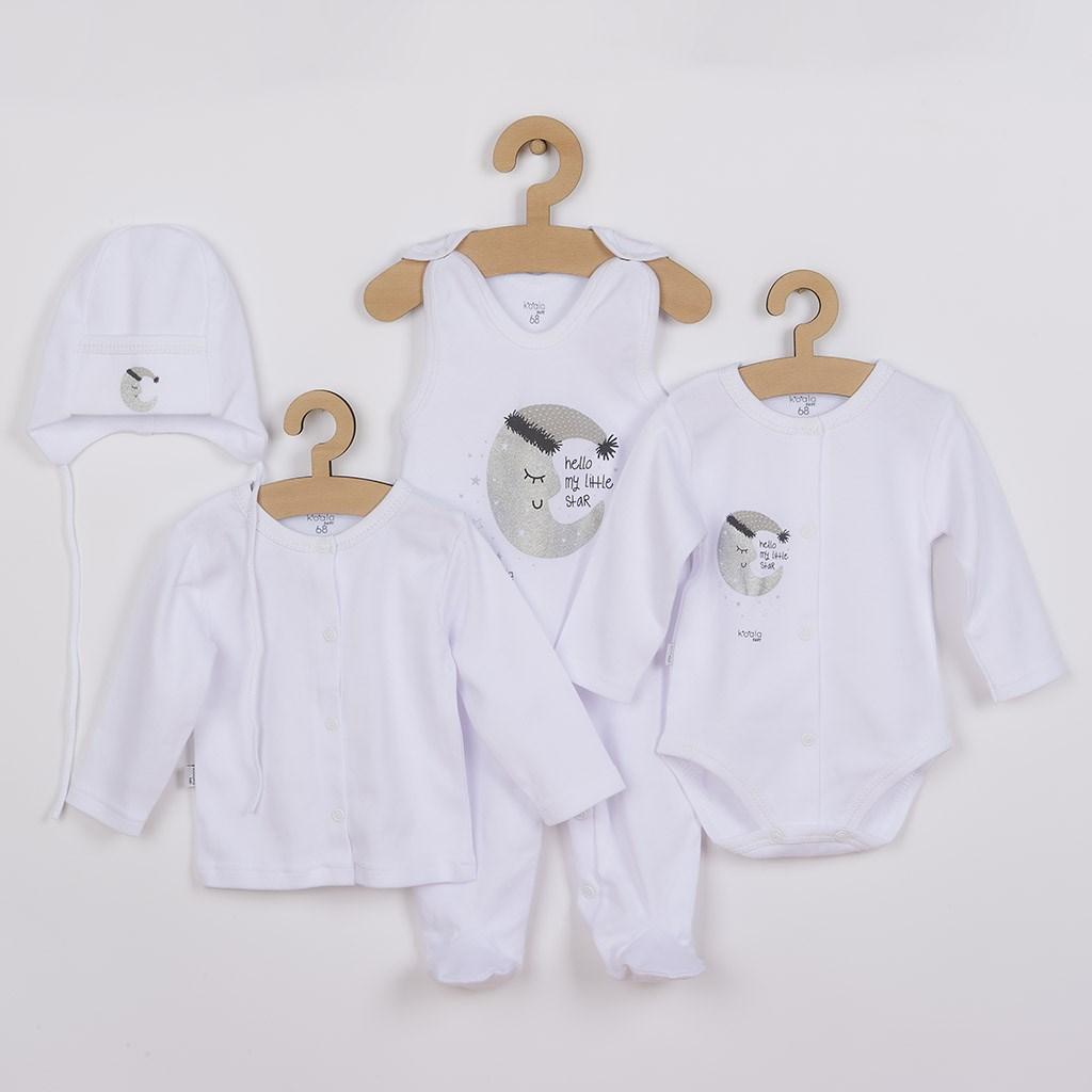 4-dílná kojenecká souprava Koala Moon