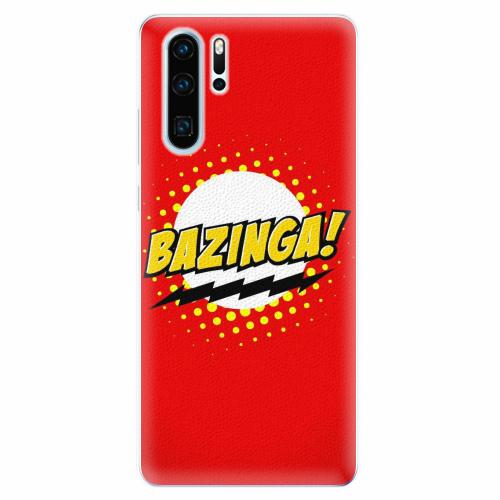 Silikonové pouzdro iSaprio - Bazinga 01 - Huawei P30 Pro