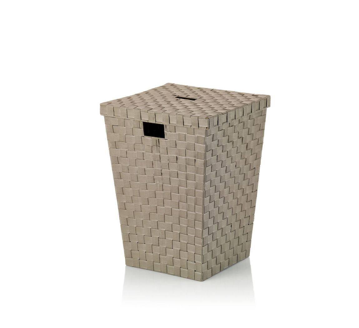 Koš na prádlo Alvaro pískový, 40x40x52cm KL-23073 - Kela + dárek k nákupu