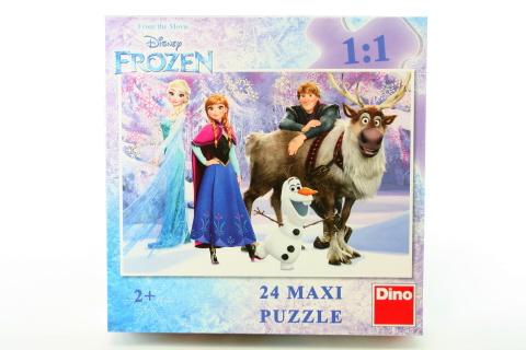 Frozen: Elza a přátelé 24 MAXI