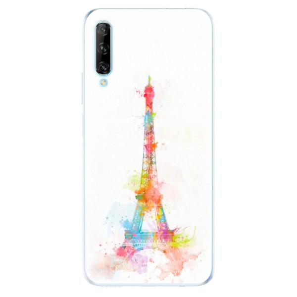 Odolné silikonové pouzdro iSaprio - Eiffel Tower - Huawei P Smart Pro