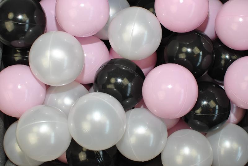 Náhradní balónky do bazénu - 200 ks, mix II