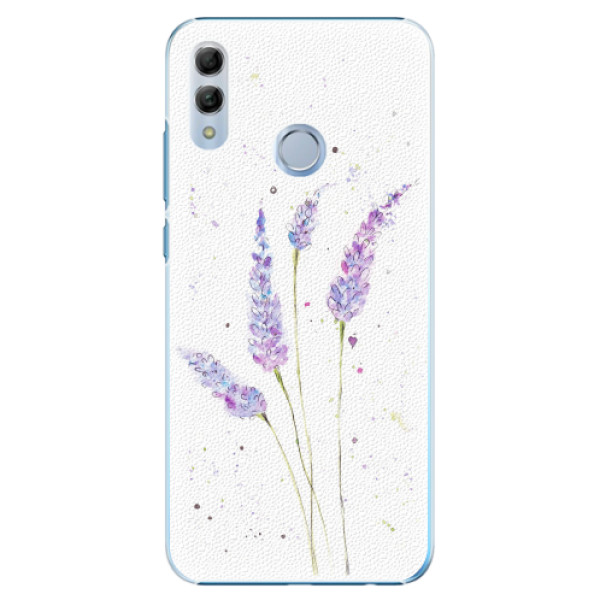 Plastové pouzdro iSaprio - Lavender - Huawei Honor 10 Lite