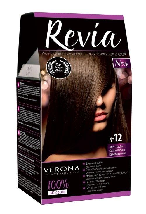 Barva na vlasy mahagon 06