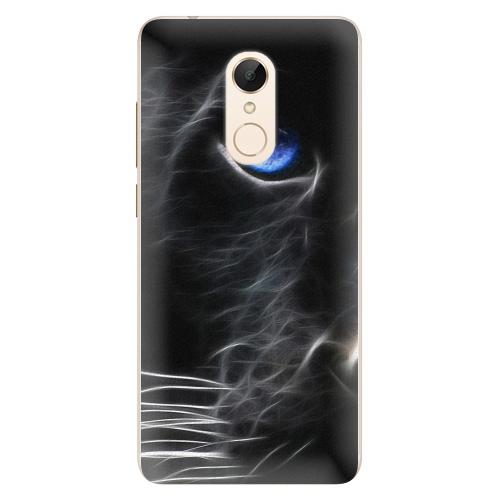 Plastový kryt iSaprio - Black Puma - Xiaomi Redmi 5