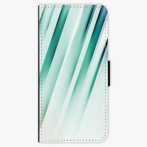 Flipové pouzdro iSaprio - Stripes of Glass - Sony Xperia XA
