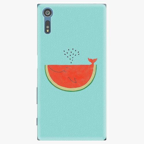 Plastový kryt iSaprio - Melon - Sony Xperia XZ
