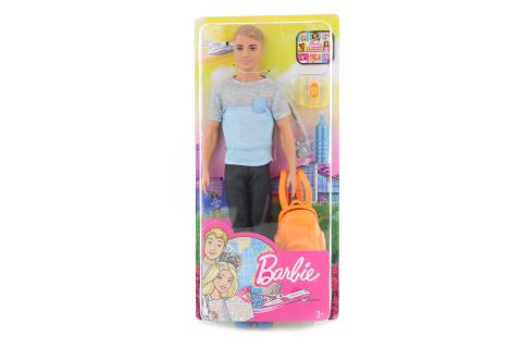 Barbie Ken cestovatel FWV15