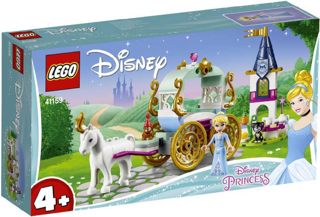 LEGO PRINCESS Projížďka Popelčiným kočárem 41159