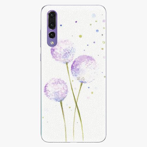 Plastový kryt iSaprio - Dandelion - Huawei P20 Pro