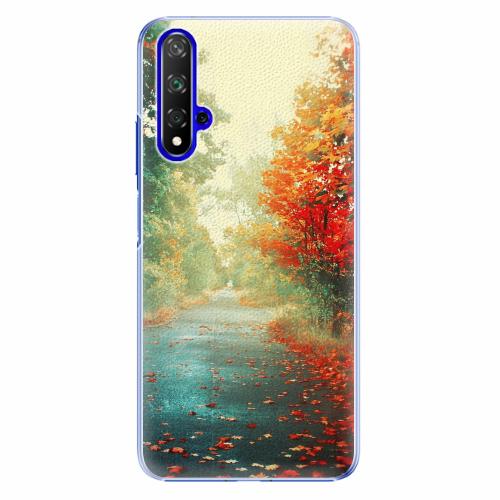 Plastový kryt iSaprio - Autumn 03 - Huawei Honor 20
