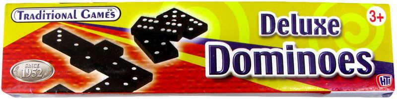DŘEVO Domino barevné