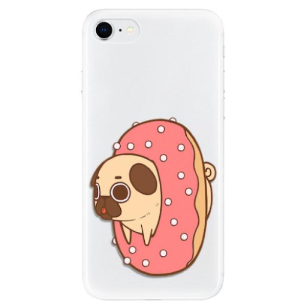 Odolné silikonové pouzdro iSaprio - Dog 04 - iPhone SE 2020