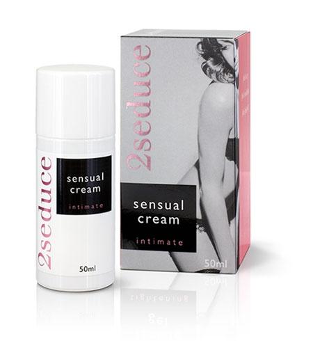 2Seduce Intimate Sensual Cream (50ml)