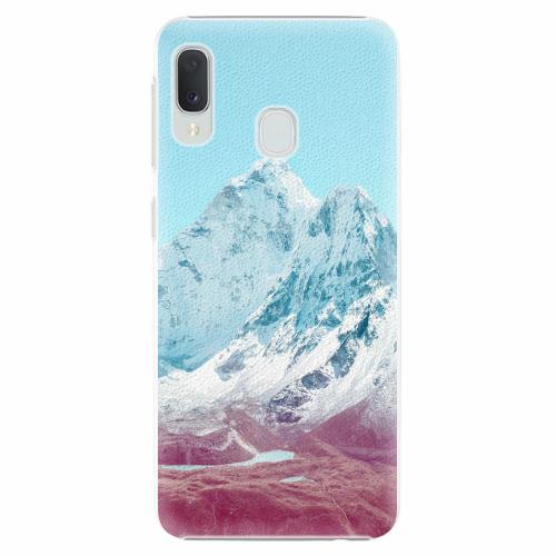 Plastový kryt iSaprio - Highest Mountains 01 - Samsung Galaxy A20e