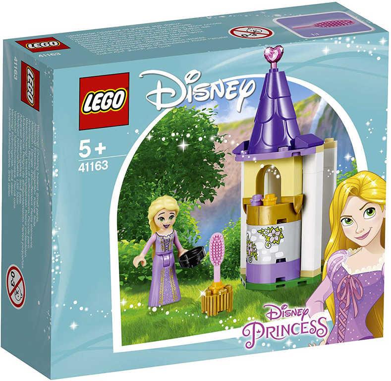 LEGO PRINCESS Locika a její věžička 41163