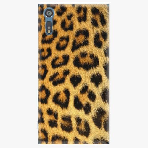Plastový kryt iSaprio - Jaguar Skin - Sony Xperia XZ