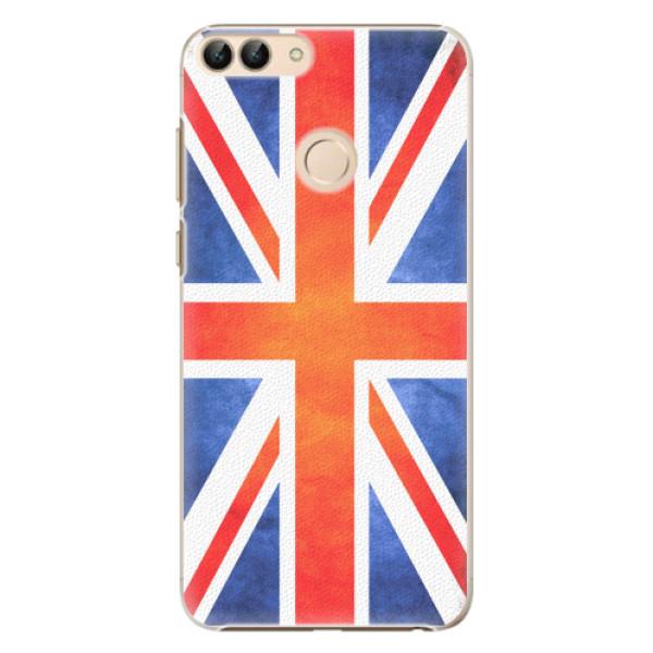 Plastové pouzdro iSaprio - UK Flag - Huawei P Smart