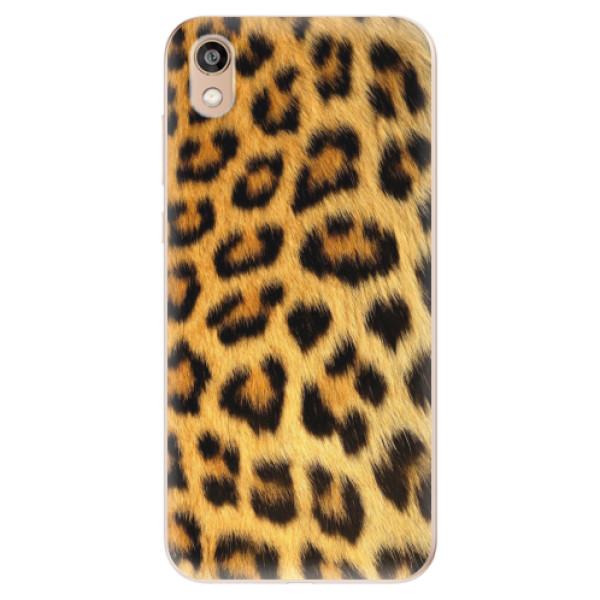 Odolné silikonové pouzdro iSaprio - Jaguar Skin - Huawei Honor 8S