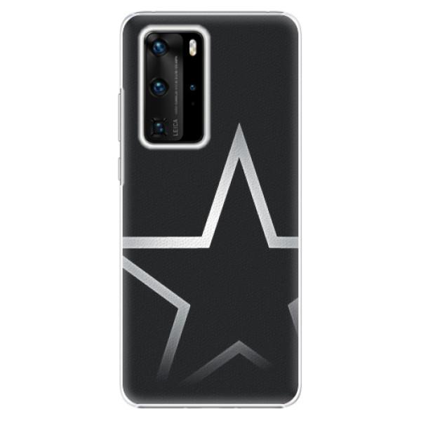 Plastové pouzdro iSaprio - Star - Huawei P40 Pro