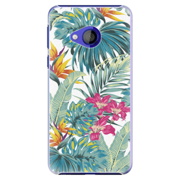 Plastové pouzdro iSaprio - Tropical White 03 - HTC U Play