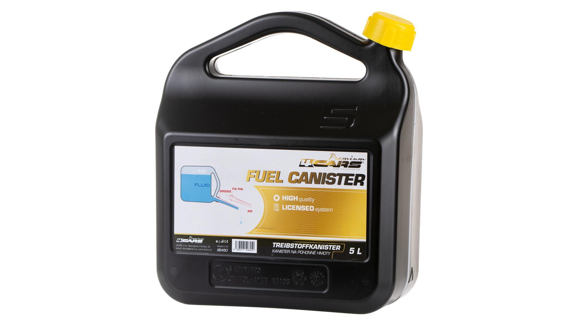 4CARS Premium line - Kanistr PHM 5L