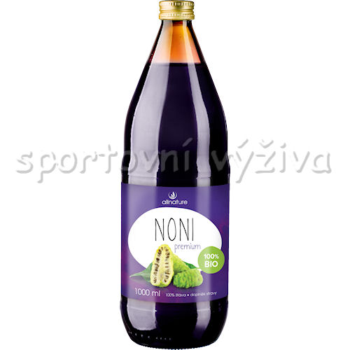 Allnature BIO Noni 1000ml