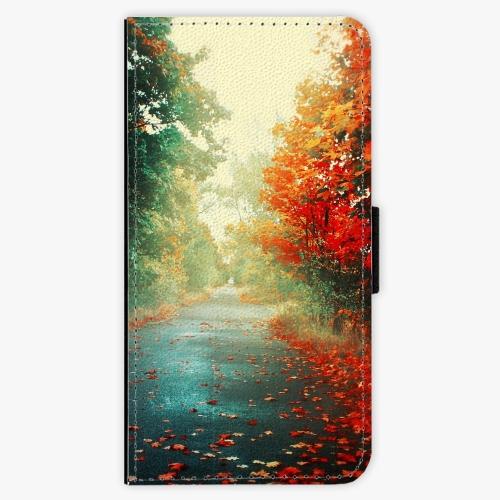 Flipové pouzdro iSaprio - Autumn 03 - Lenovo Moto G5 Plus