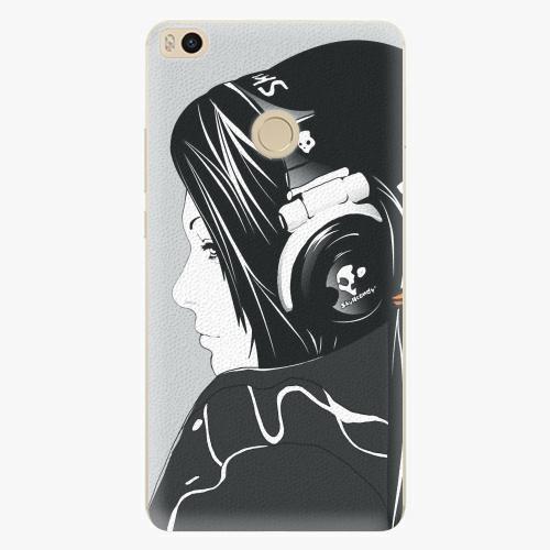 Plastový kryt iSaprio - Headphones - Xiaomi Mi Max 2