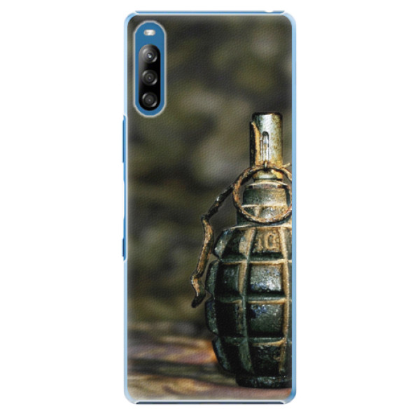 Plastové pouzdro iSaprio - Grenade - Sony Xperia L4
