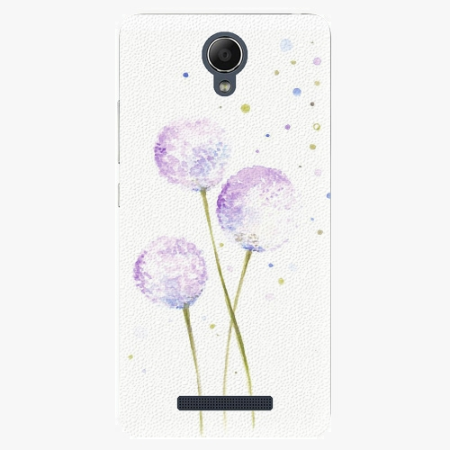 Plastový kryt iSaprio - Dandelion - Xiaomi Redmi Note 2
