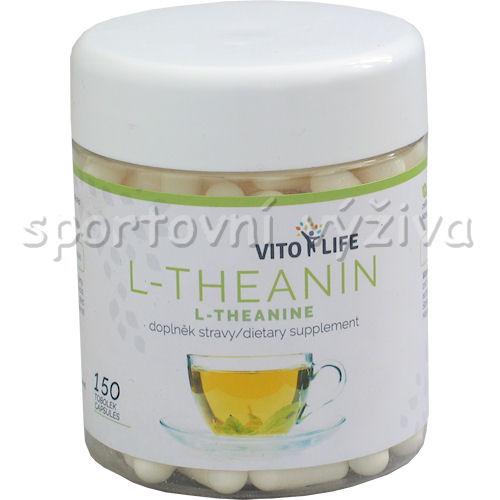 L-Theanin 150 kapslí