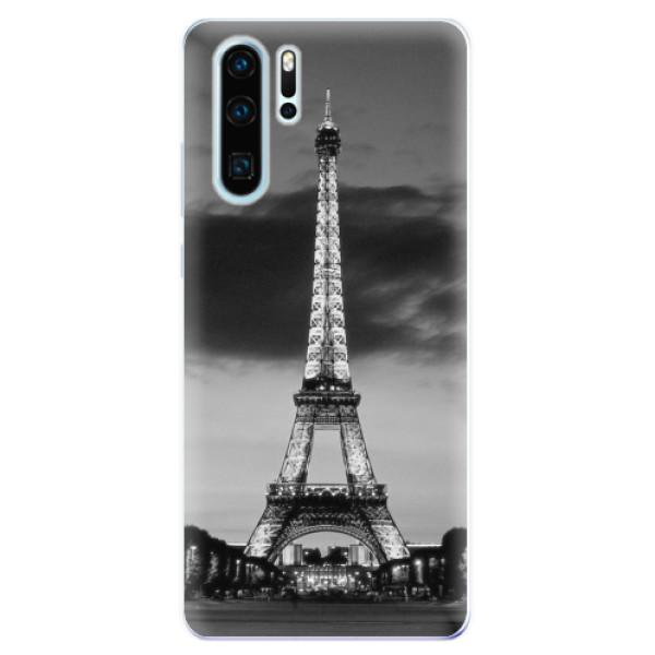 Odolné silikonové pouzdro iSaprio - Midnight in Paris - Huawei P30 Pro