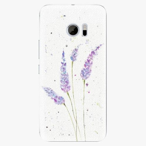 Plastový kryt iSaprio - Lavender - HTC 10