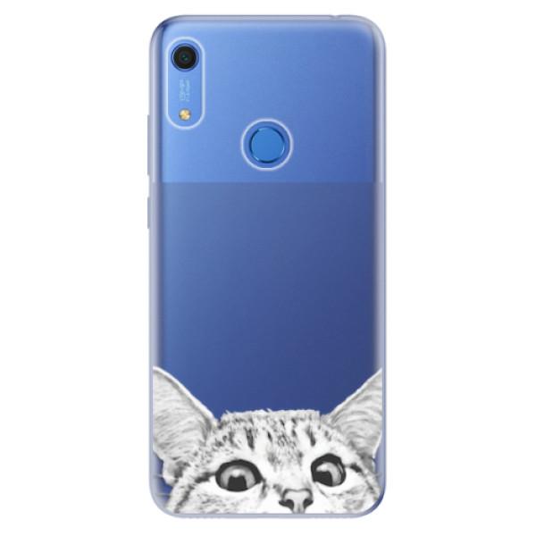 Odolné silikonové pouzdro iSaprio - Cat 02 - Huawei Y6s