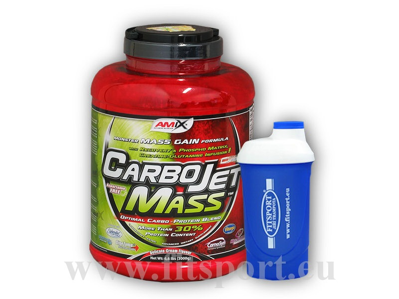 CarboJet Mass Professional 3000g +