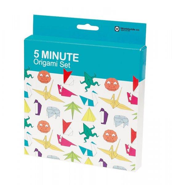 Origami sada - 5 minut
