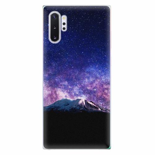 Silikonové pouzdro iSaprio - Milky Way - Samsung Galaxy Note 10+