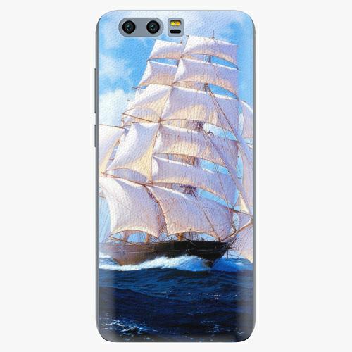 Plastový kryt iSaprio - Sailing Boat - Huawei Honor 9